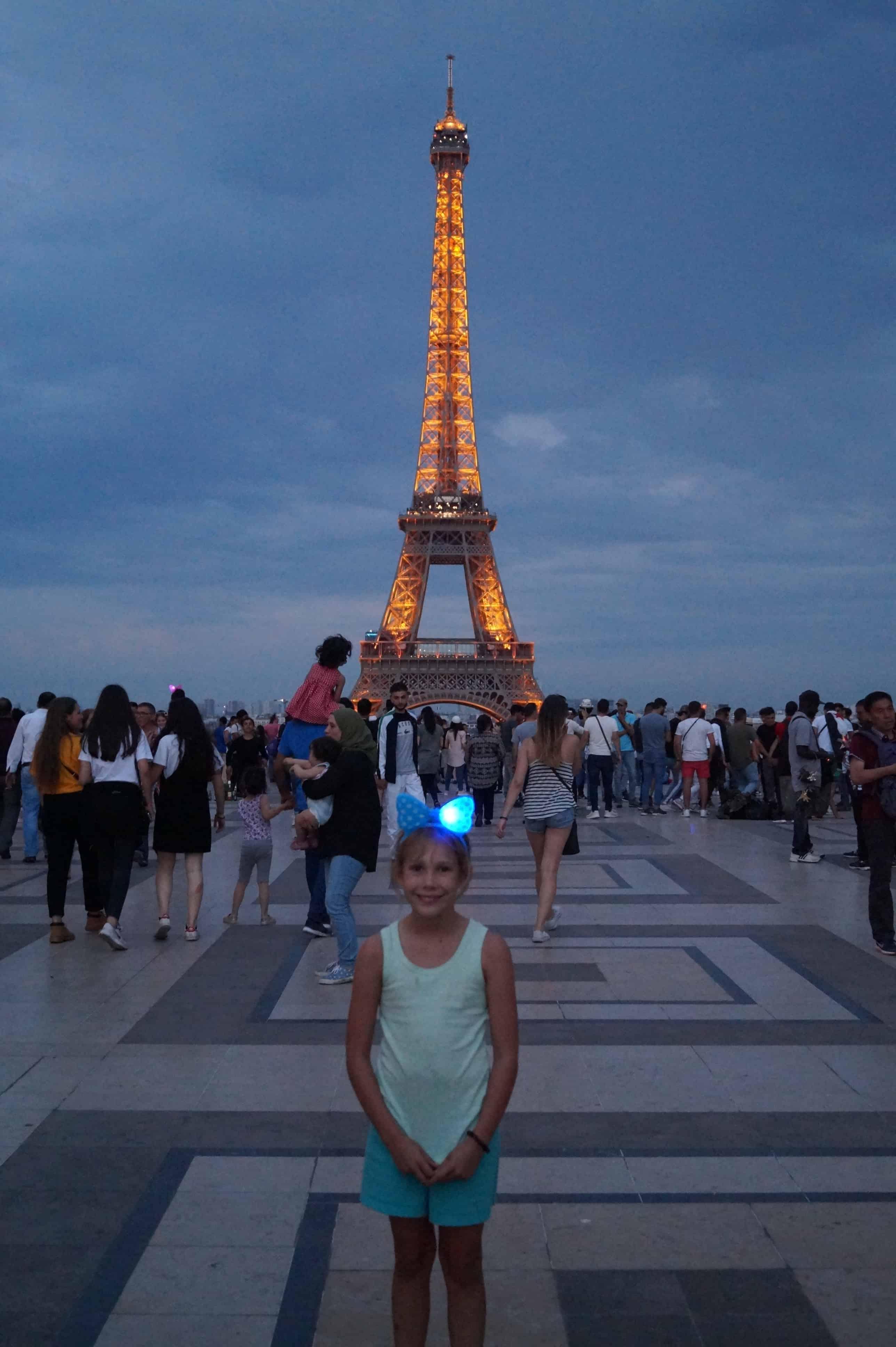 Oh la la Paris!
