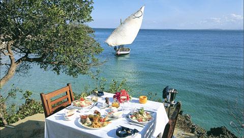 Private Island of Azura / Mozambique